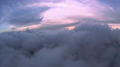 4k Aerial Cloudscapes - stock footage