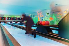 ....Leisure center - bowling good relax Kuvituskuvat