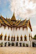 Phra Thinang Dusit Stock Photos