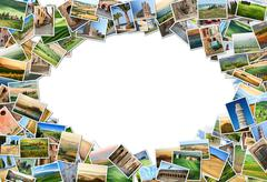 Stock Illustration of Many (200 items)) different images of Italy from Tuscany - all photos in high