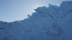 Arctic Circle conservation Greenland Ilulissat Icefjord ice - stock footage