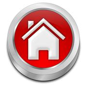 Home Button - stock illustration