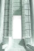 Stock Illustration of heaven gate