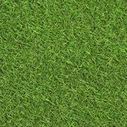 Lawn Grass Colour Map - stock illustration