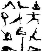 Yoga Piirros