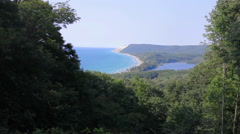 Empire Bluffs 3 Stock Footage