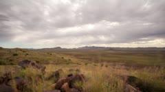 Karoo Landscape Stock Footage
