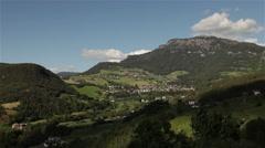 Sudtirol Alto Adige Italian Alps Landscape 05 Stock Footage