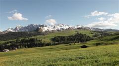 Sudtirol Alto Adige Italian Alps Landscape 09 Stock Footage