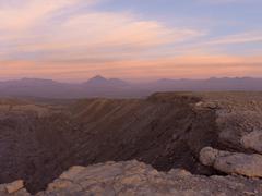 Death Valley, San Pedro de Atacama, El Loa Province, Antofagasta Region, Chile - stock photo