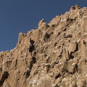 Valle de la Luna, San Pedro de Atacama, El Loa Province, Antofagasta Region, Stock Photos
