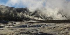 El Tatio geyser, San Pedro de Atacama, El Loa Province, Antofagasta Region, Stock Photos