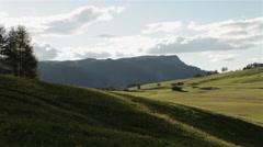 Sudtirol Alto Adige Italian Alps Landscape 13 Stock Footage