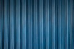 Shutter door or rolling door blue color - stock photo