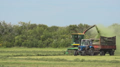 Cleaning grain harvests. Super Slow Motion. Stock Footage