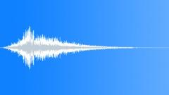 Magic whoosh air Sound Effect