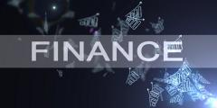 Concept of finance. Success in business. - stock footage