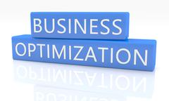Business Optimization - stock illustration