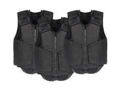 Bulletproof vest. Isolated on white. Stock Photos