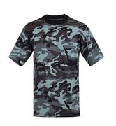 Camouflage tshirt Stock Photos