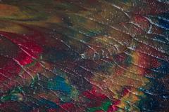 Oil paint Stock Photos