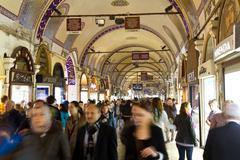 Grand Bazaar, Istanbul Stock Photos
