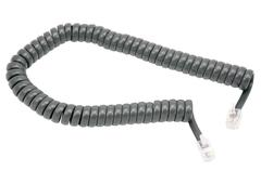 telephone cord - stock photo
