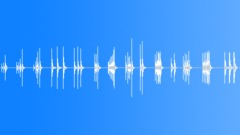 Various Knocks / Pounds on Wood Hallway Door Sound Effect