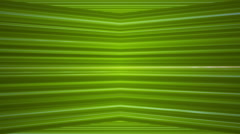Broadcast Horizontal Hi-Tech Lines Dome, Green, Abstract, Loopable, HD Stock Footage