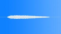 Male silence tsh whisper Sound Effect