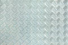 Metallic texture belonging to some street furniture Stock Photos