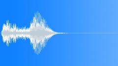 Crazy Fluttering Burst Sound Effect