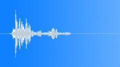 Deep Mechanism Clump Sound Effect