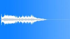 Warped Motion Transition - sound effect