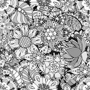 Stock Illustration of Ornament Pattern