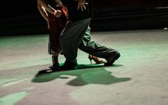 Tango - stock photo