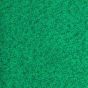 square background from green woolen fabric - stock photo