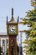 Otaru Steam Clock Tower Kuvituskuvat