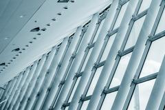 Abstract architectural details - stock photo