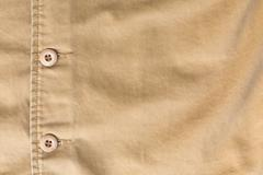 Brown fabric texture background, material of textile industrial Stock Photos
