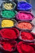 Colour Pigment Stock Photos