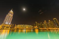 Stock Photo of Dubai - JANUARY 10, 2015: The Address Hotel on January 10 in UAE, Dubai. Address