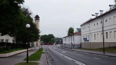 Theotokos Monastery, Grodno Stock Footage