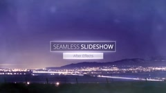 Stock After Effects of Seamless Slideshow - After Effects Template