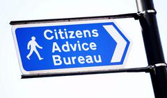 Stock Photo of Citizens advice