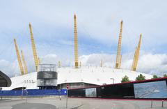 O2 Arena in London - stock photo