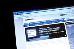 Forex - stock photo