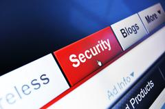Internet security Kuvituskuvat