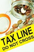 Tax fraud Stock Photos