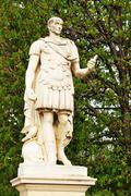 Roman statue - stock photo